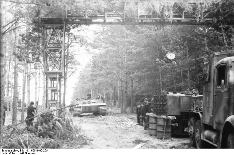 compagnie atelier pour chars (chemin de fer)-PzKpfwgWerkstKp (Eisb) Bundes19