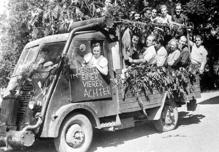 Le permis conduire dans la Wehrmacht Frauen10