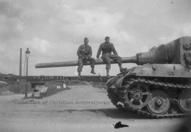 Panzerjaegerabteilung-Détachement des chasseurs de char Jagdti10