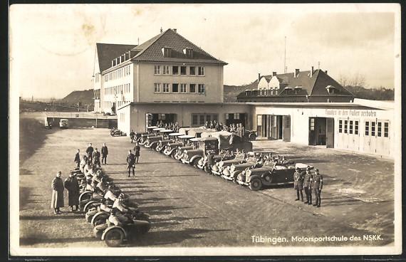 Le permis conduire dans la Wehrmacht Parkpl10