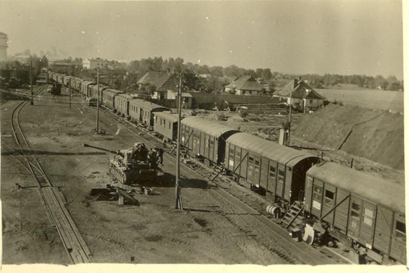 compagnie atelier pour chars (chemin de fer)-PzKpfwgWerkstKp (Eisb) Reichs12
