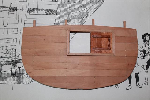 La Belle 1684 scala 1/24  piani ANCRE cantiere di grisuzone  Img_1712