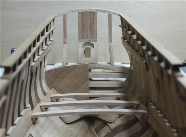 La Belle 1684 scala 1/24  piani ANCRE cantiere di grisuzone  Img_1815