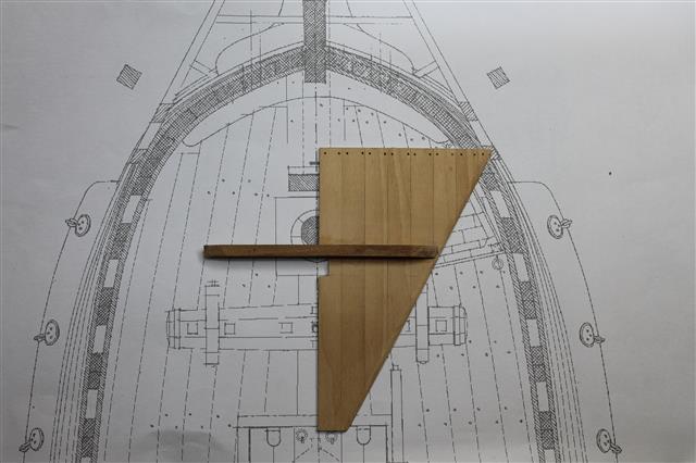 La Belle 1684 scala 1/24  piani ANCRE cantiere di grisuzone  Img_2110