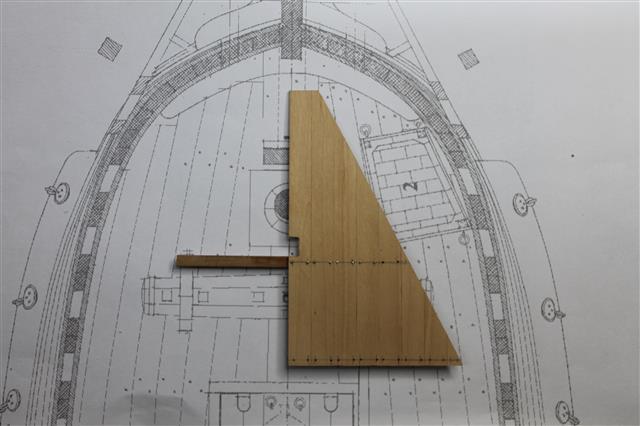 La Belle 1684 scala 1/24  piani ANCRE cantiere di grisuzone  Img_2111