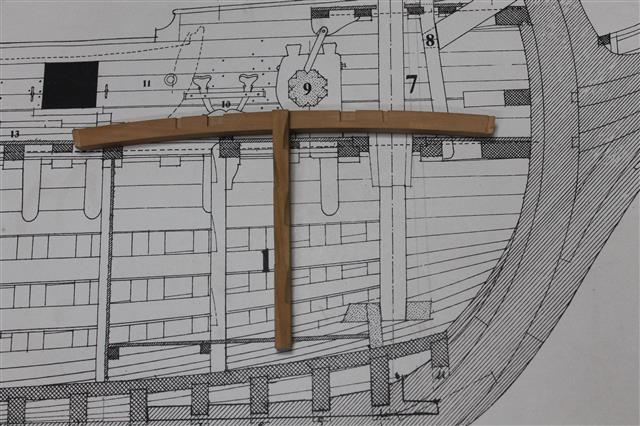 La Belle 1684 scala 1/24  piani ANCRE cantiere di grisuzone  - Pagina 2 Img_2211