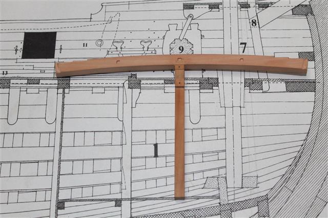La Belle 1684 scala 1/24  piani ANCRE cantiere di grisuzone  - Pagina 2 Img_2212