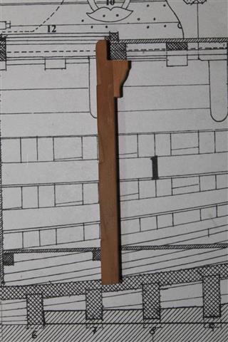La Belle 1684 scala 1/24  piani ANCRE cantiere di grisuzone  - Pagina 2 Img_2213