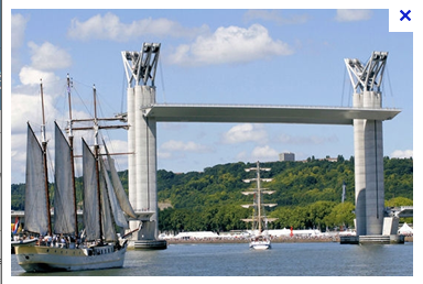 [Activité hors-Marine des ports] LE PORT DE ROUEN - Page 3 Pont_f10