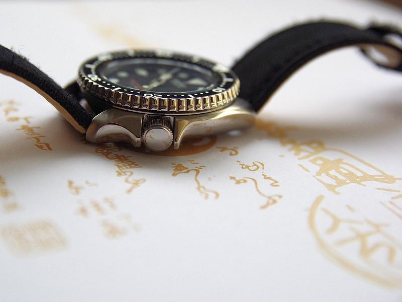 Vos photos de montres non-russes de moins de 1 000 euros - Page 6 Imgp3811