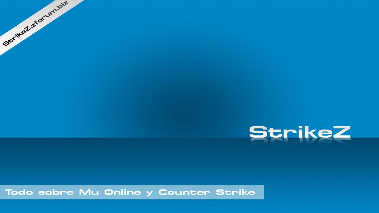 [WALLPAPER] Blue & Dark StrikeZ Wallpa12