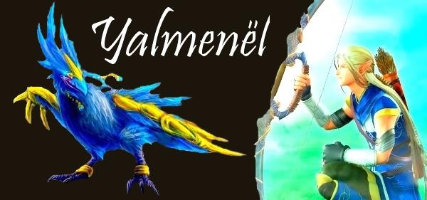 La destinée d'un elfe et d'un faucon... Aymojn10