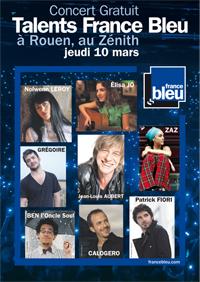 Soirée France Bleu Haute-Normandie à Rouen (10/03/2011) 99109a13