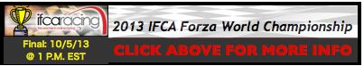 IFCA 2013 Forza World Championship
