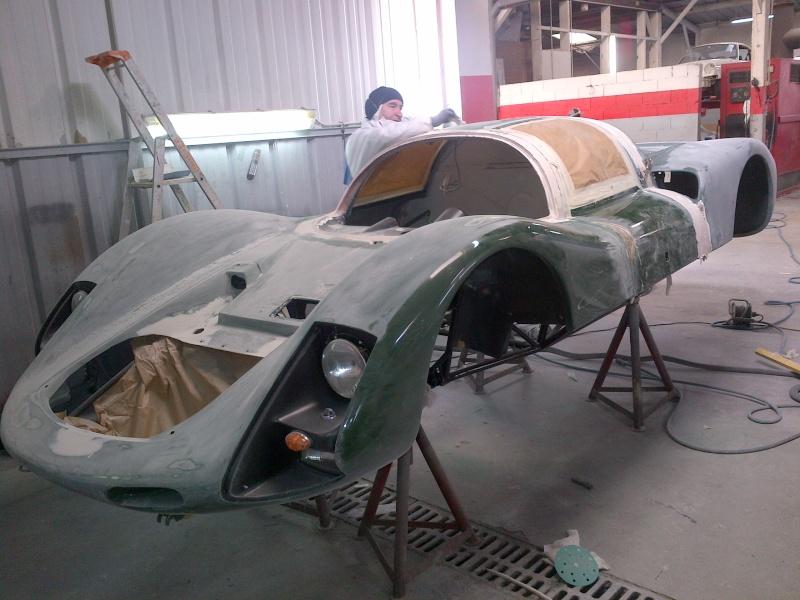 Une aventure mémorable, j'ai participé au Mans Classic 2012 en Porsche 906... - Page 4 Ponaag11