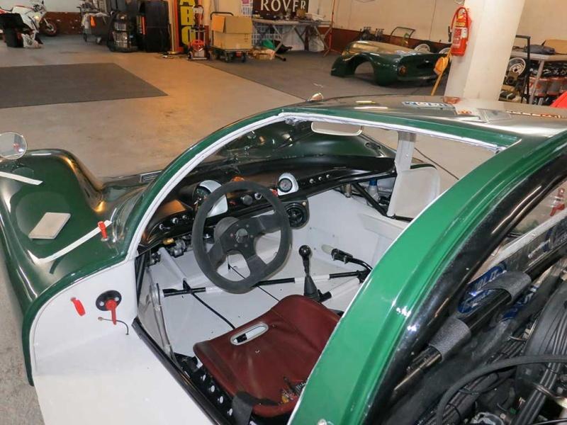 Une aventure mémorable, j'ai participé au Mans Classic 2012 en Porsche 906... - Page 5 Presqu13