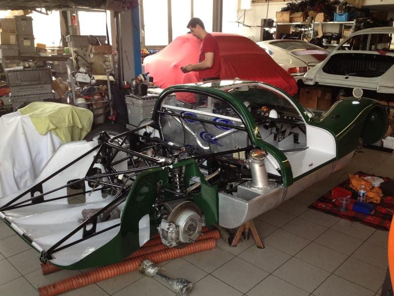 Une aventure mémorable, j'ai participé au Mans Classic 2012 en Porsche 906... - Page 4 Remont10