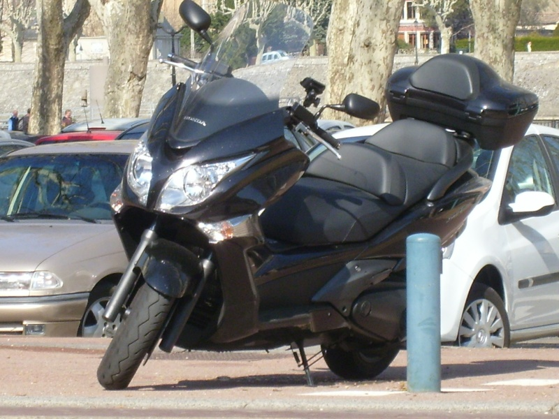 Honda SW-T600 S7009111