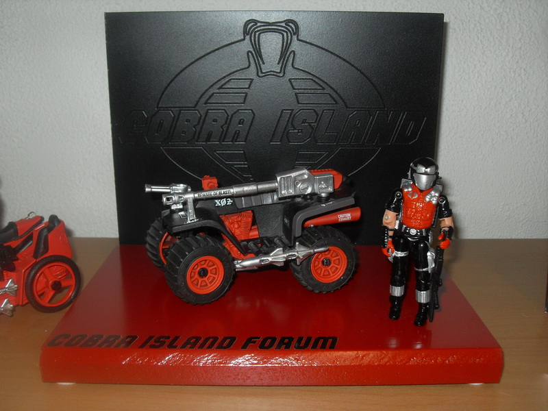 "MUCHUNOW CUSTOM : ferret ATV ""cobra island exclusive"" - Page 3 Sdc16911"