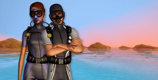 Les Sims™ 3 : Ile de Rêve Ep10_711