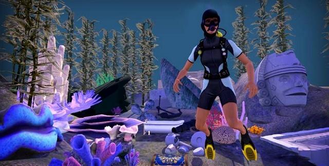 Les Sims™ 3 : Ile de Rêve Ep10_712
