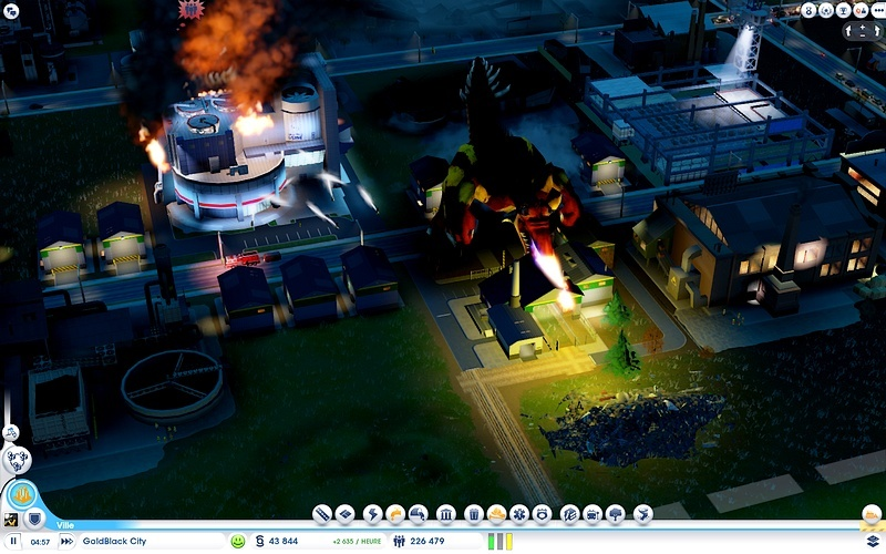 Les catastrophes avec Simcity Spark_17