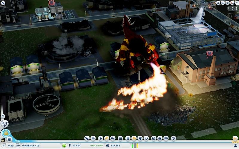 Les catastrophes avec Simcity Spark_18