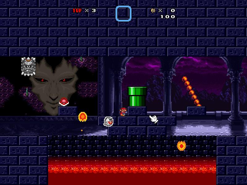 Les niveaux de Catskart. Screen23