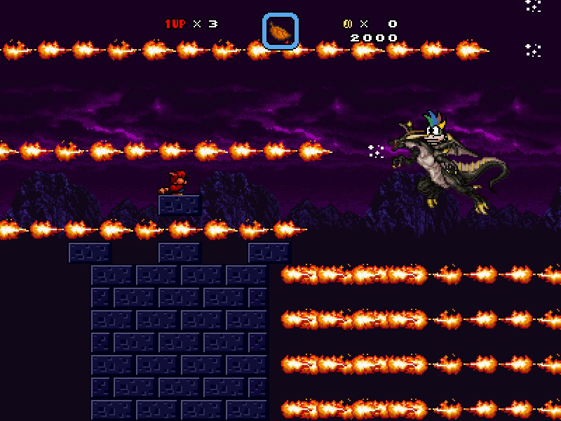 Les niveaux de Catskart. Screen25