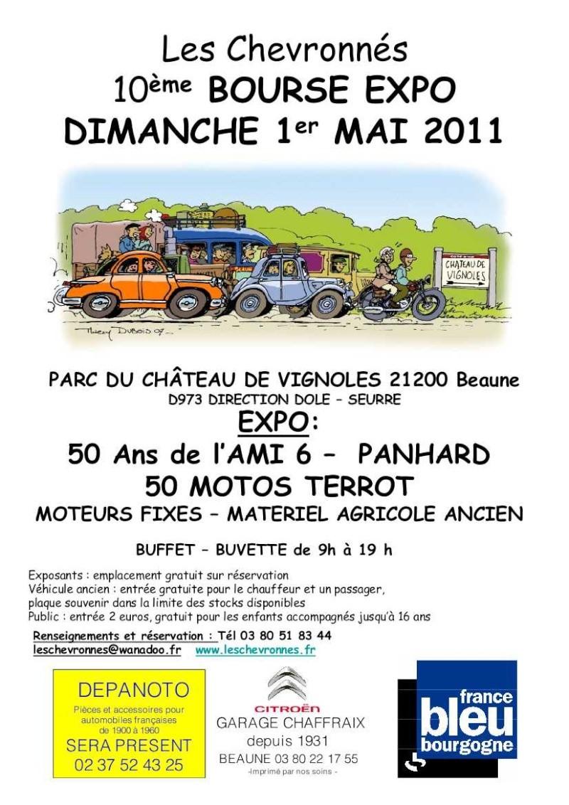 Bourse expo Vignoles Affich10
