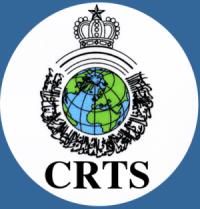 Le centre Royale Marocain de la teledection spatiale CRTS Logo110