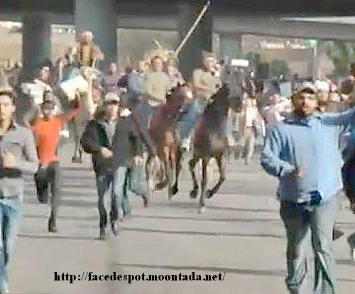 La folie du Pharaon Moubarak en photos - Page 2 Snap510