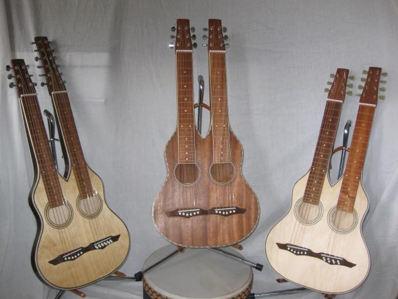 Pierre LAVOIE, musicien et luthier du Canada: Lavoie11