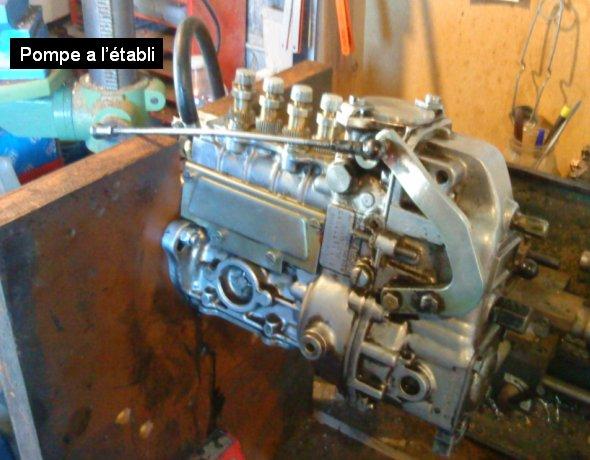 amorcage pompe injection 421 sur moteur 616.911 - Page 2 Diesel11