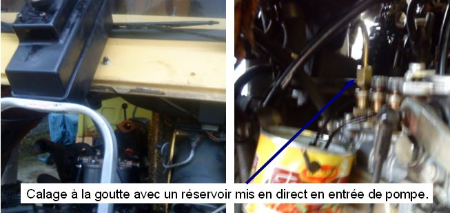 amorcage pompe injection 421 sur moteur 616.911 - Page 2 Goutte10