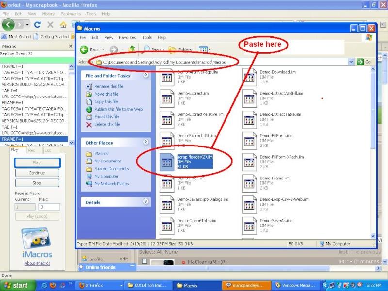 !!!- Orkut 1000000+ scrap flooding -!!! 211