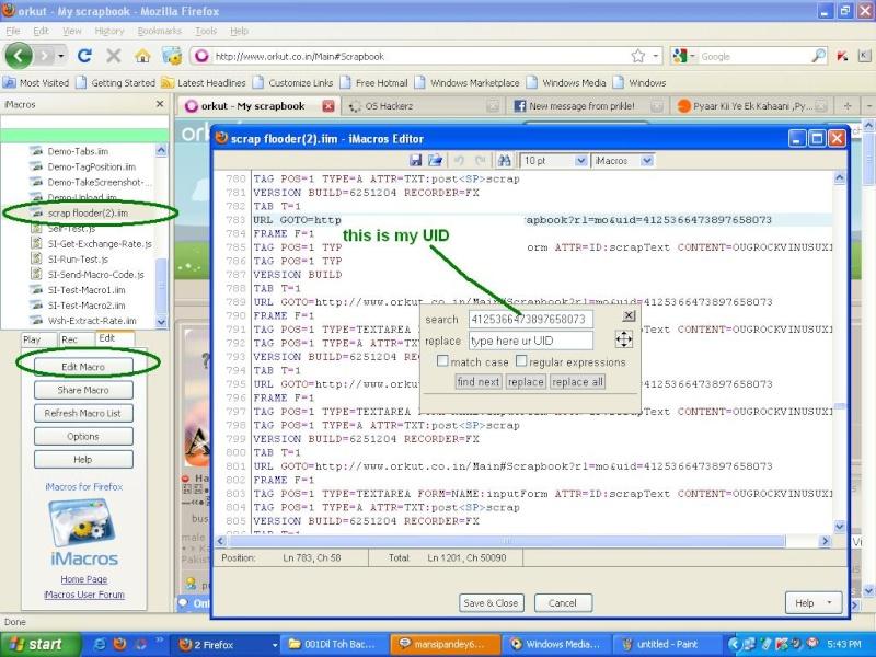 !!!- Orkut 1000000+ scrap flooding -!!! 310