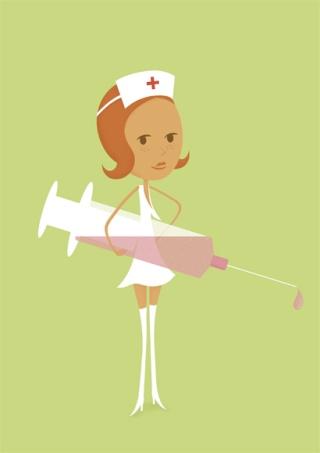 L'infirmière  Infirm10