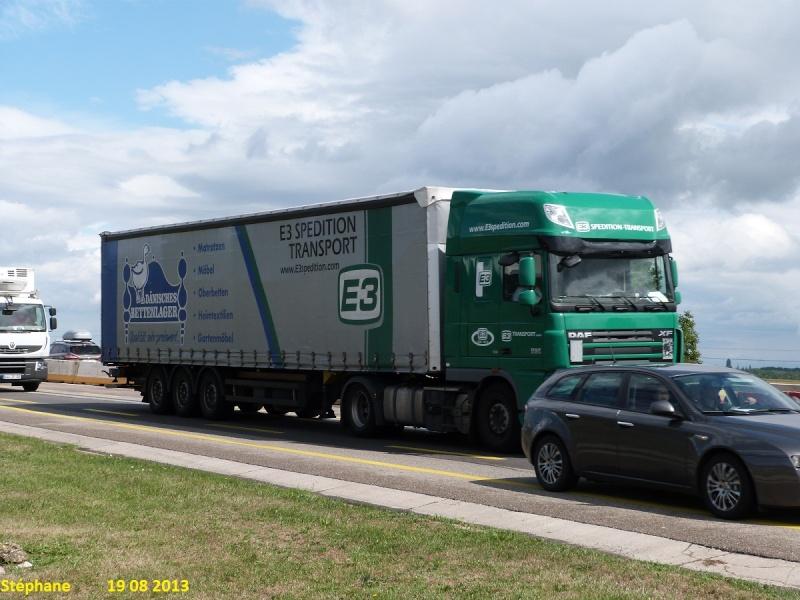 E3 Spedition & Transport (Padborg + Homberg, Allemagne) P1140961