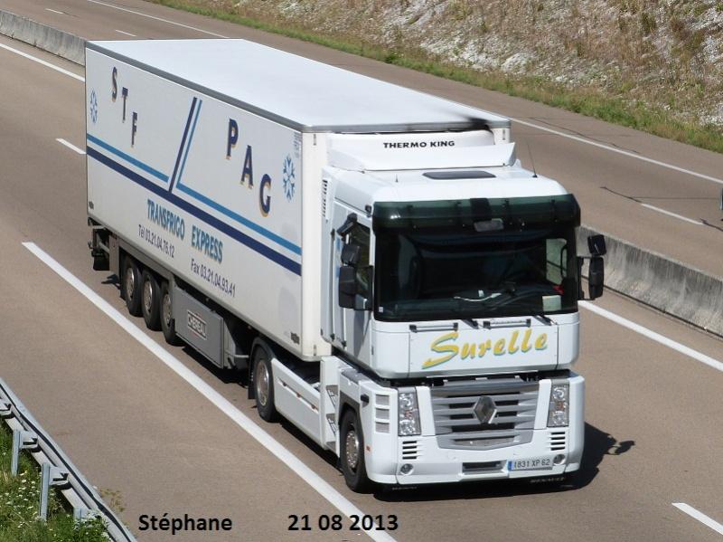 Surelle Transports Frigorifiques ( STF/PAF)( Sains les Pernes 62) P1150169