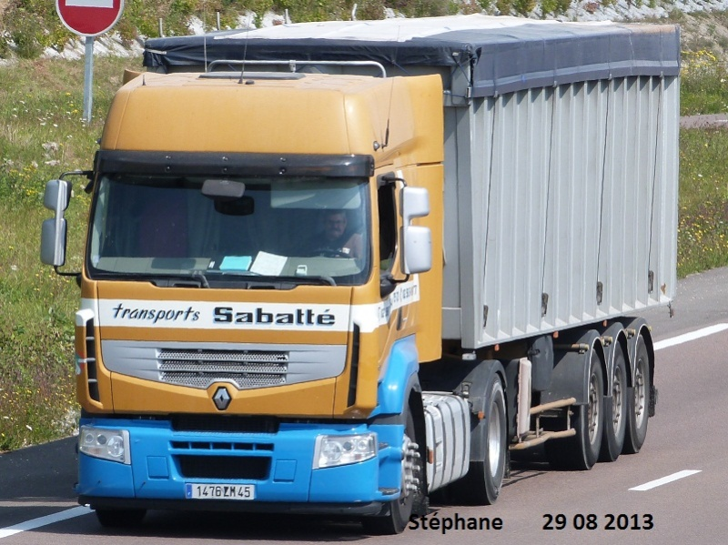 Transports Sabatté (Malesherbes, 45) P1150541