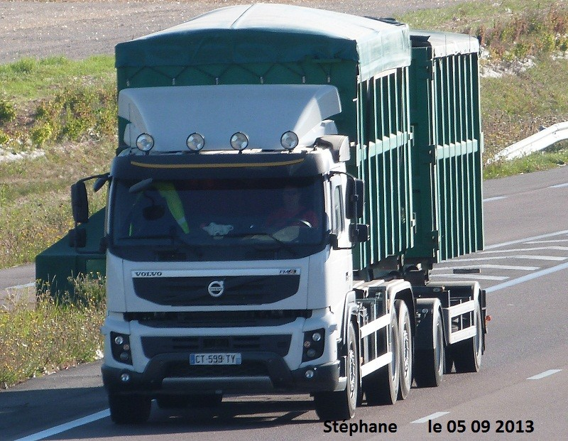 FMX la gamme chantier de Volvo P1150924