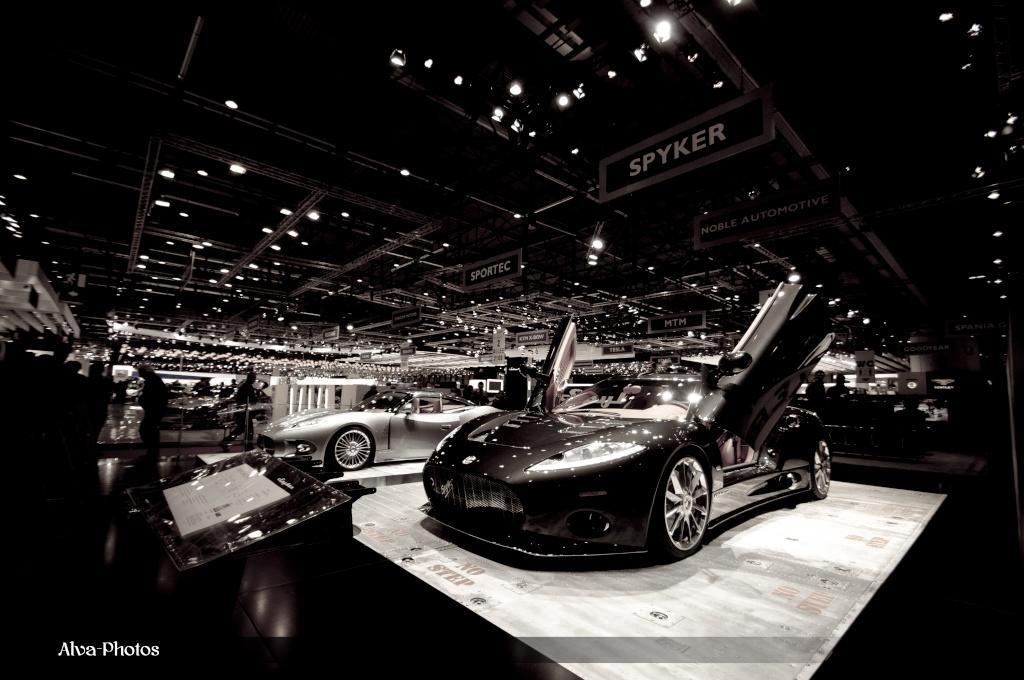 83ème salon de l'automobile de Genève _dsc0018