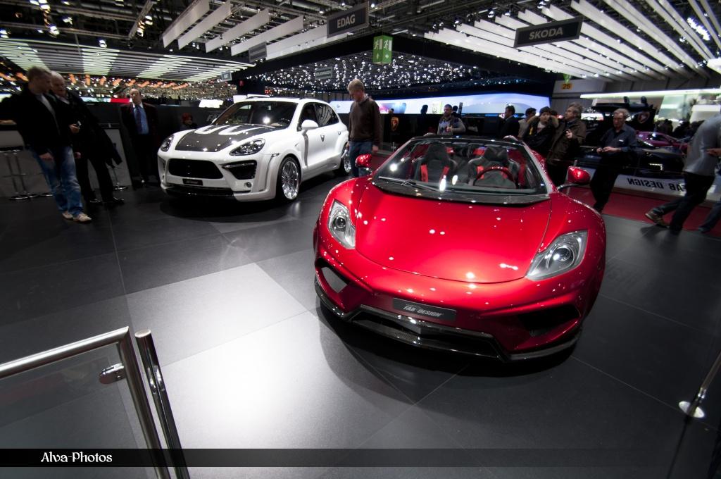 83ème salon de l'automobile de Genève _dsc0315