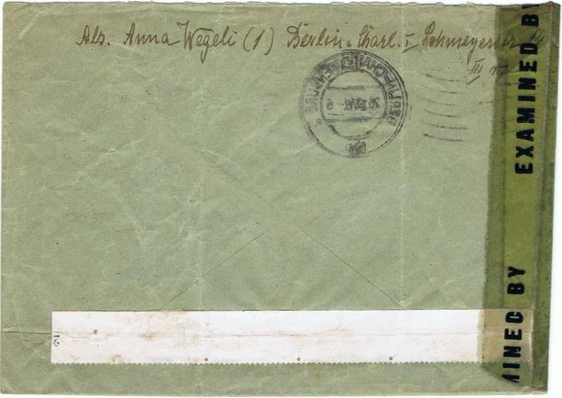 Berlin - Brandenburg (OPD Potsdam) -Sowjetische Besatzungszone- 5_a_1911