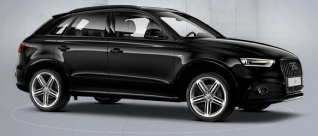 En commande Audi Q3 Sport  Design TDI 177cv noire  Q_tiff10