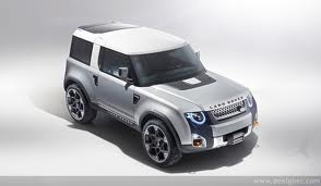 Replacement for the Defender: Eco-Carreir Land_r10