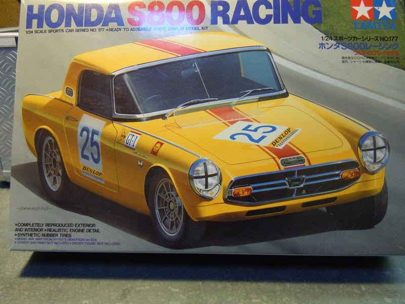 Honda S800 Racing Honda_10