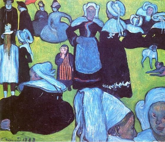 PEINTURE FRANCAISE: un mouvement, un peintre, une oeuvre - Page 2 Img57210