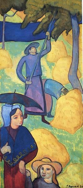 PEINTURE FRANCAISE: un mouvement, un peintre, une oeuvre - Page 2 Img57310
